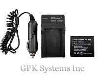 Panasonic Lumix Dmc-gf3 Dmc-gf3k Dmc-gf3r Dmc-gf3p Camera Battery + Charger
