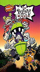 The Rugrats Movie Vhs 1999 For Sale Online Ebay