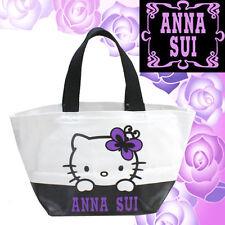 New Rare ANNA SUI x Hello Kitty Tote Bag Kawaii From Japan w/Tracking