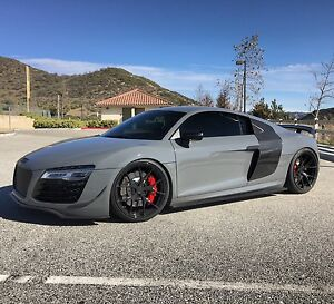 audi r8 signature forged wheels sv104 20 inch monoblock 20x9
