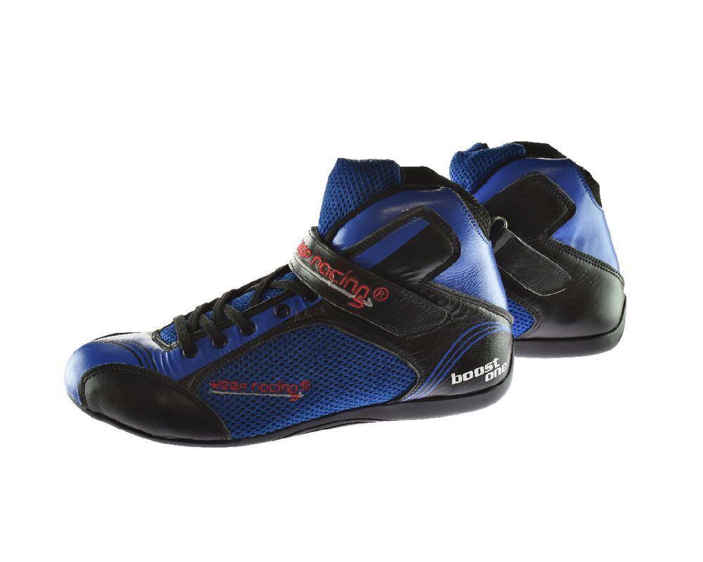 Kart- & Motorsportschuh keep-racing® Modell BOOST ONE ONE ONE blau schwarz Gr. 34 - 49 b9cfd9