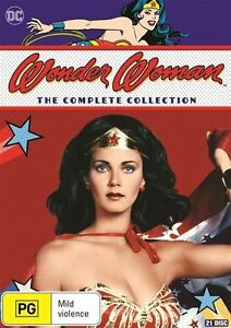 Wonder-Woman-1975-The-Complete-Collection-DVD-NEW-Region-4-Australia