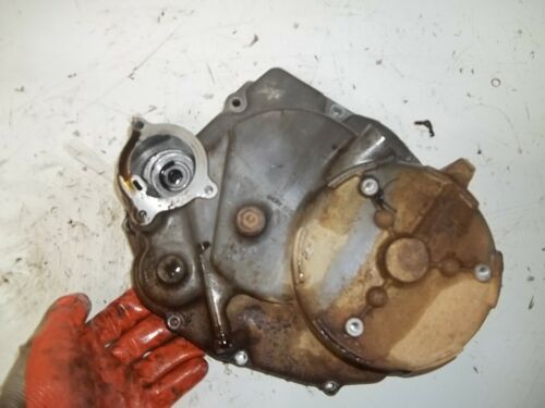 1999 YAMAHA BEAR TRACKER 250 CLUTCH COVER ENGINE CASE