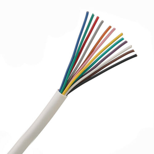 New 12 Core Alarm Cable Sold in 5 Metre Lengths