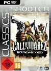 Call Of Juarez: Bound in Blood (PC, 2015, DVD-Box)