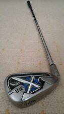 Callaway left handed X22 6 iron uniflex