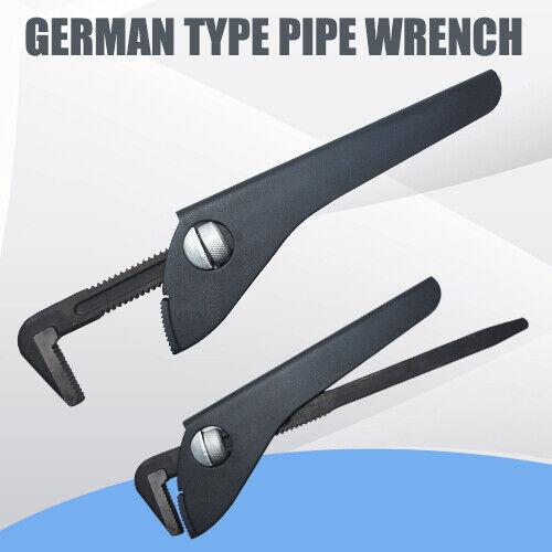 German Type  Footprint  Pipe Wrench 12/'/' 300mm