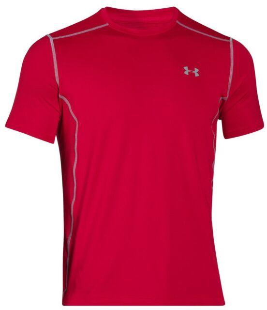 4648ad1b Under Armour UA HeatGear Raid Men's 3XL Short Sleeve Shirt Top *Fitted* NEW