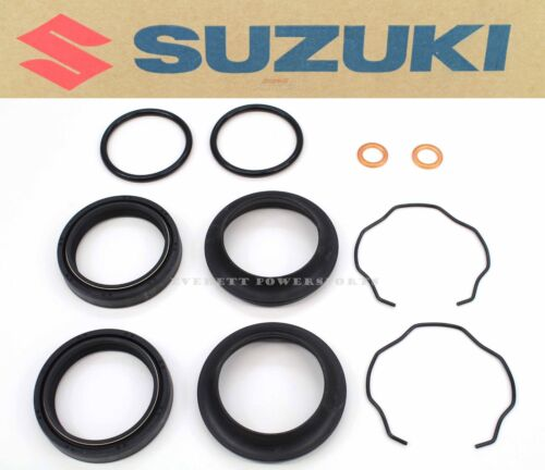 #V139 See Notes New Genuine Suzuki Front Fork Seals GSXR1000 GSX1300 Hayabusa