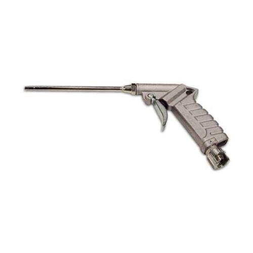 """Pistola Soffiaggio in Alluminio Canna Lunga /""""PA//l/"""" Walmec Art.50081//B"""