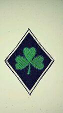 Shamrock Diamond Patch HARLEY DAVIDSON Outlaw biker 1%er Irish Pride