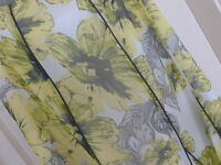 Ladies [m&s] Marks & Spencer [new] Yellow Mix Floral Skirt [size 12]