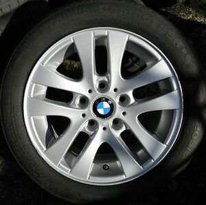 Genuine BMW E90 E91 E92 3 Series 16034 156 Spare Alloy Wheel Rim 3611 6775595 - <span itemprop=availableAtOrFrom>Lisburn, United Kingdom</span> - Returns accepted on 'Buy it Now' sales within 30 days of receipt - please contact us for return address & to advise of return. Returned goods must be in original packaging & in condition  - Lisburn, United Kingdom