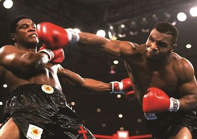 PAINTING SPORT AMATEUR BOXING PUNCH KNOCKOUT GLOVE POSTER PRINT BMP11353