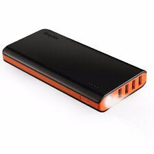 EasyAcc Monster 20000mAh Power Bank(4A Input 4.8A Smart Output)External Battery