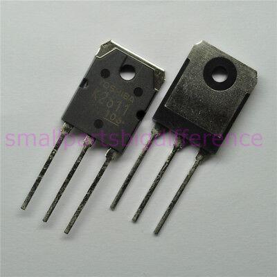 1pcs- TOSHIBA 2SK2611 K2611 JAPAN Genuine NOS N-Channel MOS Transistor