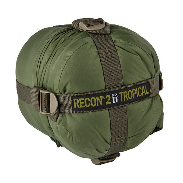 Recon 2 Gen II Sleeping  Bag - Olive Drab  simple and generous design