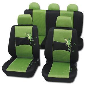 sitzbezug sitzbez ge gecko gr n ford ka mondeo transit ebay. Black Bedroom Furniture Sets. Home Design Ideas
