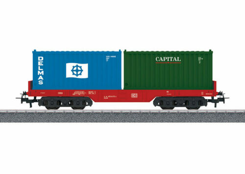 Märklin H0 44700 Containertragwagen Neuware