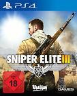 Sniper Elite III - Afrika (Sony PlayStation 4, 2014, DVD-Box)