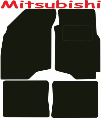 Deluxe Quality Car Mats for Mitsubishi Lancer 05-07 ** Tailored for Perfect fit