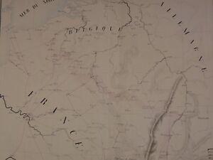 Dessin 1830 révolution Empire cachet École Royale Militaire sign François Guizot XoYjeWE7-09152817-704571591