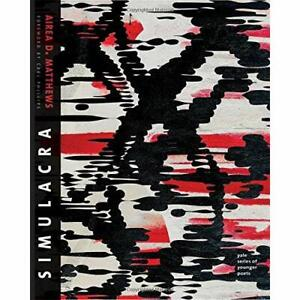 Simulacra-Yale-Series-of-Younger-Poets-Paperback-NEW-Matthews-Airea-01-03-2