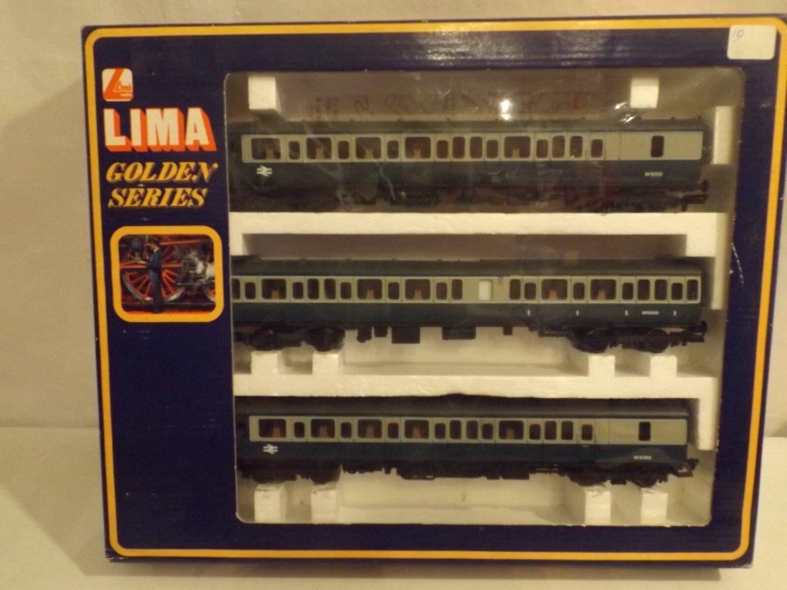 Ho Lima oroen Series PASAJERO SET en Caja Original
