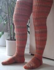 Overknee Longsocken  unisex Gr. M-L Handarbeit Schurwolle