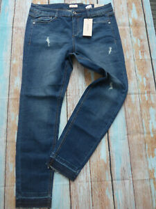 Jeans-Trousers-Triangle-by-S-Oliver-Jeans-Size-40-54-Blue-Denim-604-New