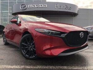 2020 Mazda 3 Sport DEMO GT AWD AUTO AIR CRUISE TOIT CUIR MAGS