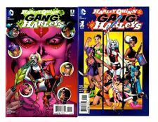 Harley Quinn and her Gang of Harleys #1-6 (2016) DC VF/NM to NM