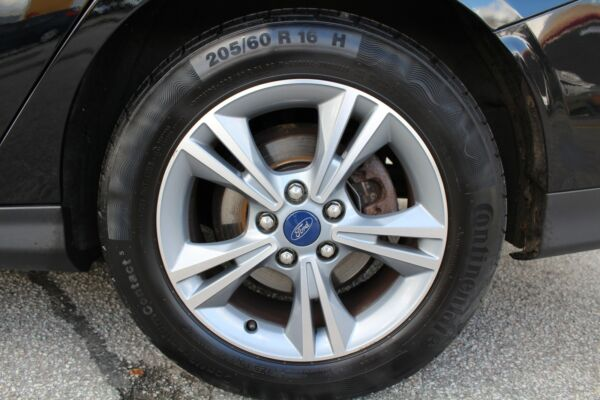 Ford Focus 1,0 SCTi 125 Edition stc. ECO billede 4