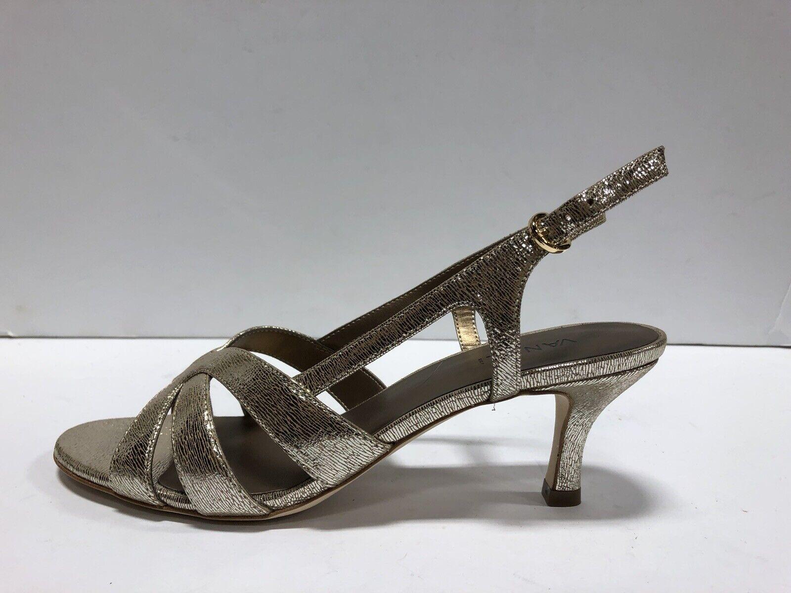 Vaneli Maeve damen Strappy Sandal Platinum 9 W