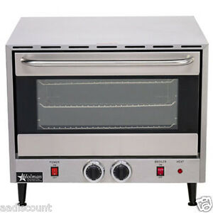 Holman Countertop Convection Oven : ... about NEW STAR HOLMAN 1/2 HALF SIZE ELECTRIC CONVECTION OVEN CCOH-3