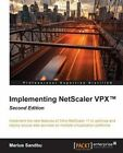 Implementing Netscaler VPX by Marius Sandbu (Paperback, 2015)