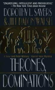 Thrones dominations wimsey