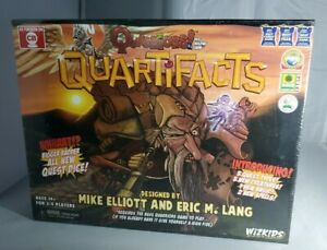 Quartifacts Board Game by WizKids