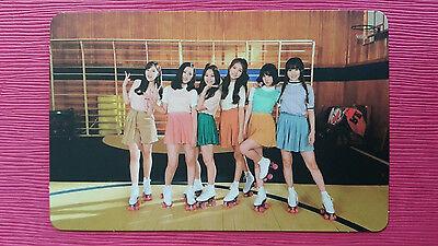 GFRIEND GROUP Official PHOTOCARD 2 1st Album LOL Navillera YERIN YUJU EUNHA 여자친구