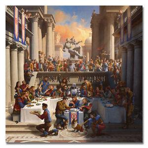 Logic-Everybody-Music-Album-Art-Silk-Poster-Wall-Decor-14x14-32x32inch-J054