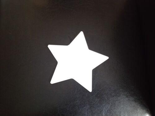 Étoile Acrylique Miroir 20 cm x 20 cm x1