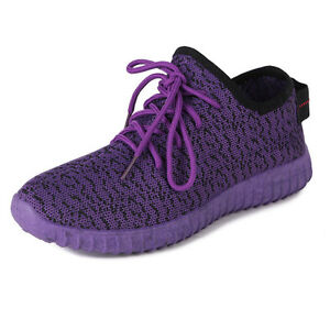 Womens-Athletic-shoes-casual-sport-Sneakers-Breathable-Running-walking-Fashion