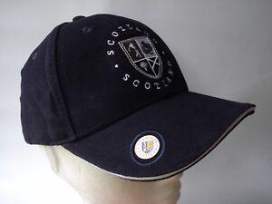 Golf-Cadeau Écosse Bleu Marine Chapeau Avec Balle Marqueur-Old Course St Andrews Ball-afficher le titre d`origine hja9J9YI-07162631-864067360