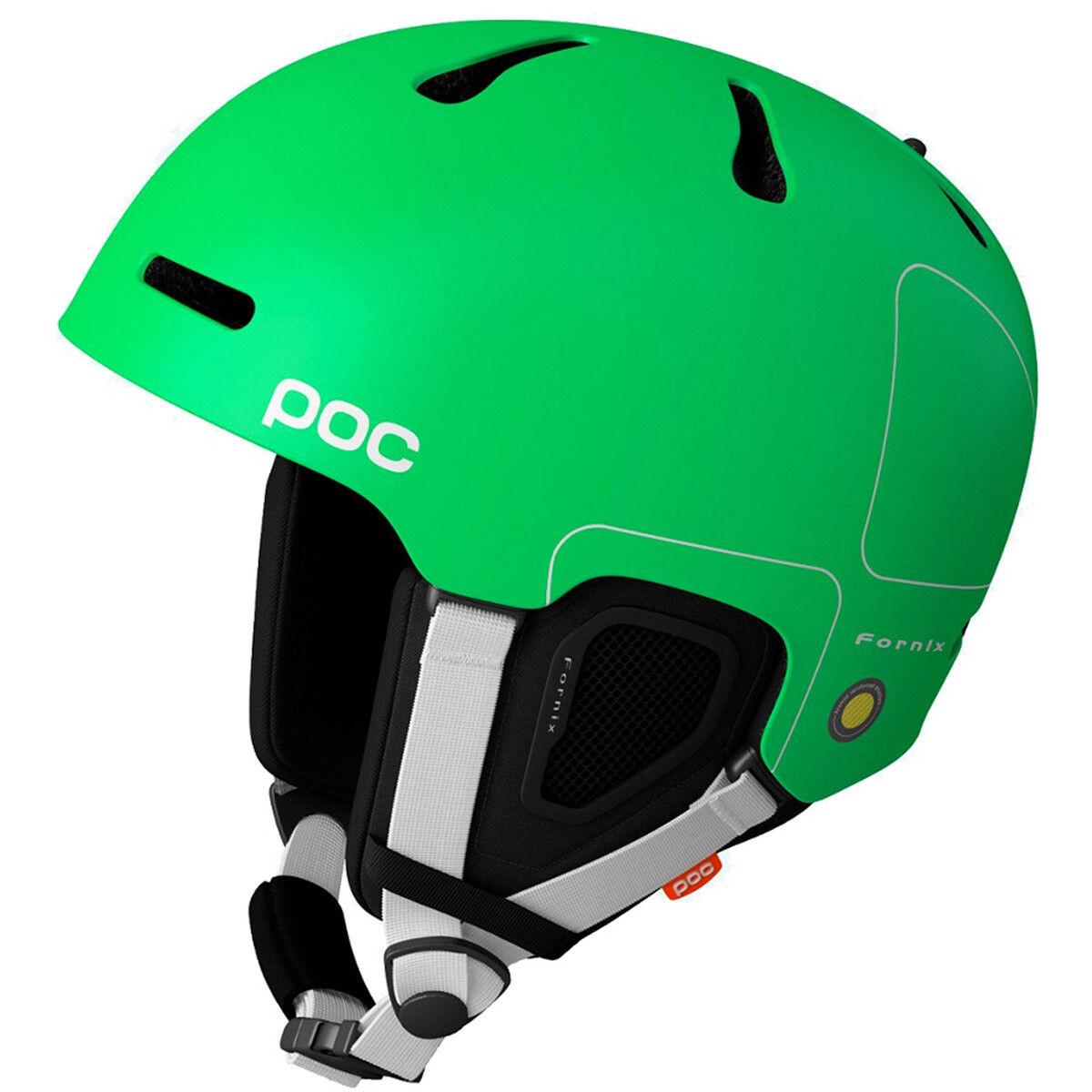 Poc Adult Fornix Snow Ski Skiing Helmet Green Medium Large M L 55 58 cm