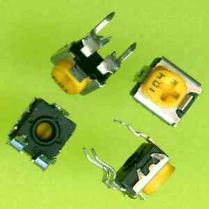 75-Panasonic-TRIMMER-POTENTIOMETER-100K-LINEAR-0-1W-50V-210-VERTICAL-PCB-POT