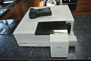 Poco-COMUN-SONY-UY-S90-escaner-de-pelicula-con-35mm-Portador-De-Pelicula-de-Auto