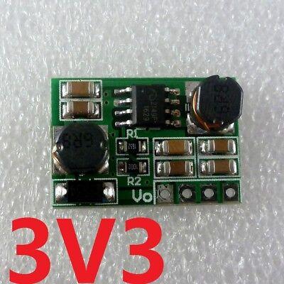 DC-DC converter auto Buck-Boost 2.5V 3V 3.3V 3.7V 6V to 5v step up down module