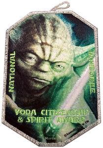 2017-Boy-Scout-Jamboree-Marin-Council-JSP-CSP-Patch-Star-Wars-Set-Yoda-BSA-Badge