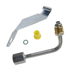 Power Steering Cylinder Line Hose Assembly-Pressure Line Assembly Left EDELMANN
