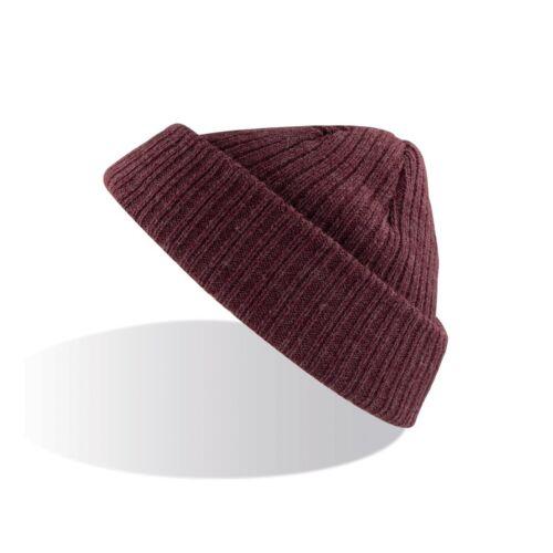 Cappello ATLANTIS cuffia CORTA  DOCKER berretto CAPPELLINO unisex CAPS ACRILICO